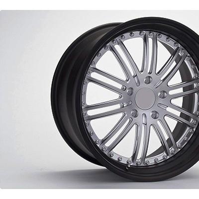 不锈钢轮毂 (235/55R18)